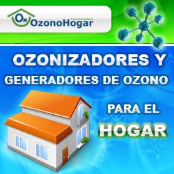 Ozonizadores y generadores de ozono para el hogar