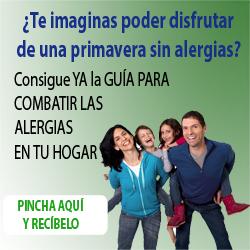 Descarga la guía para prevenir alergias en tu hogar