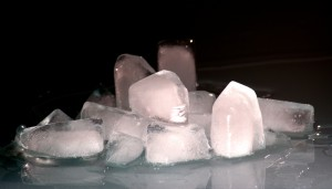 fabricación de hielo