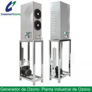 planta industrial ozono 32 generador de ozono