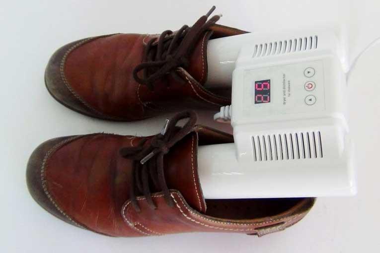 ozonizador para eliminar olores a zapatos