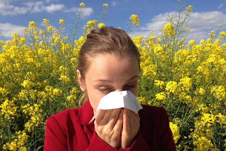 ¿Qués es la alergia primaveral?