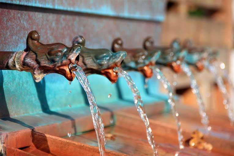 reducción del impacto ambiental con la reutilización de aguas