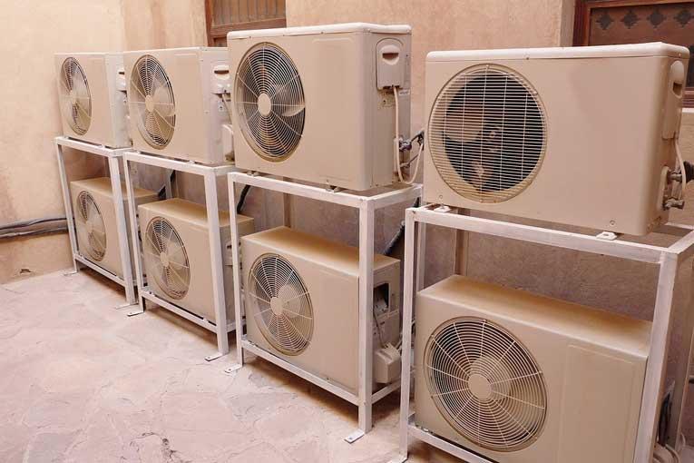 ozono en la eliminación de malos olores del aire acondicionado