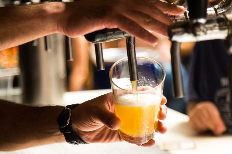 Eliminación de malos olores en bares