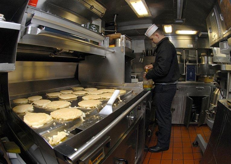 Eliminar malos olores en cocinas