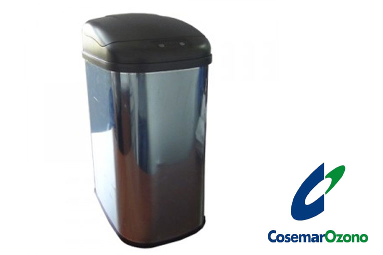 cubo de basura biosanitario