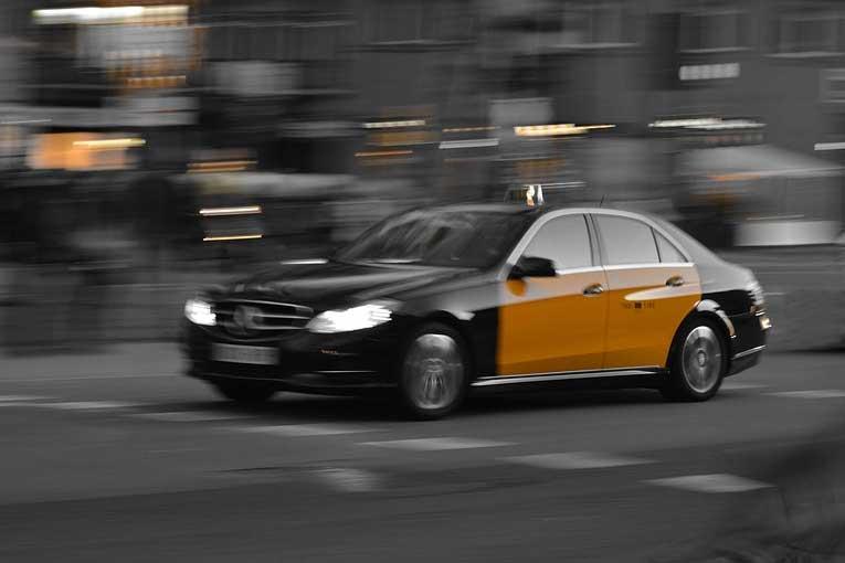 Eliminación de malos olores de taxis