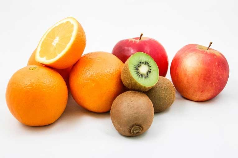 Eliminación del etileno de la fruta con ozono