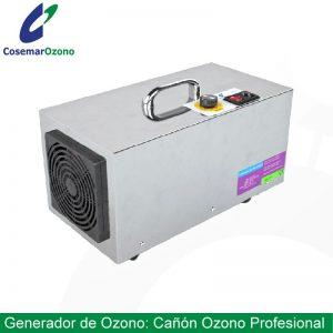 canon ozono profesional