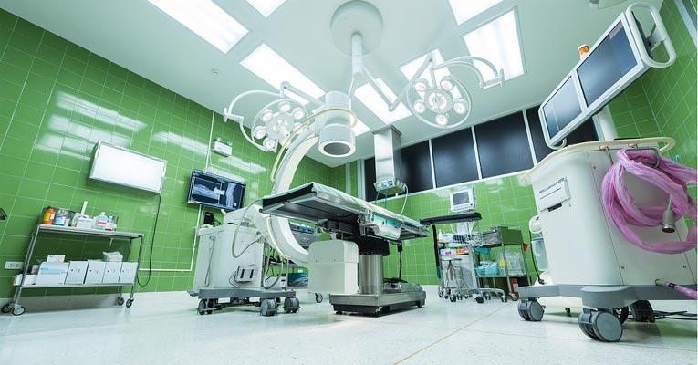 ¿Cómo desinfectar hospitales y centros médicos?