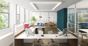 ¿Cómo eliminar olores en oficinas?
