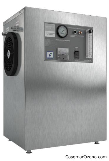 concentradores generadores de oxigeno cosemar ozono