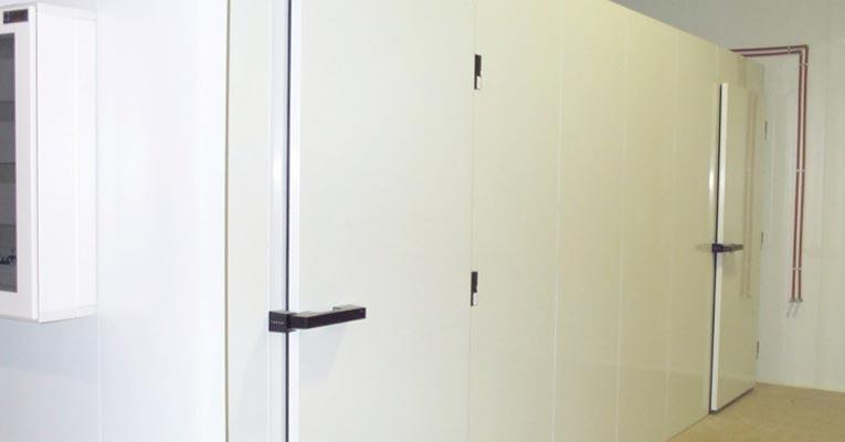 desinfeccion de camaras frigorificas de pescado