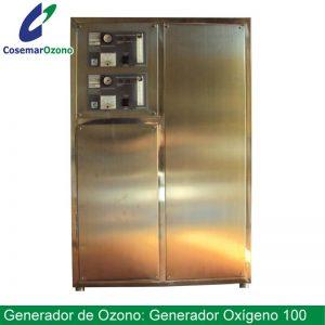 generador oxigeno 100, concentrador de oxígeno