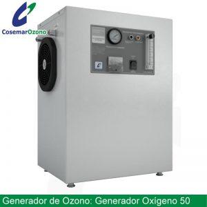 generador oxigeno 50