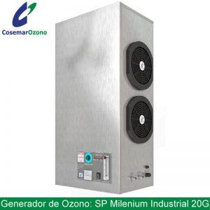 generador ozono industrial sp milenium 20g