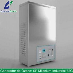 generador ozono industrial sp milenium 32g
