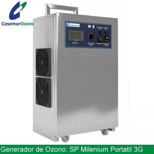 generador ozono portatil 3g sp milenium