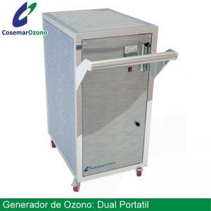 generador ozono portatil dual