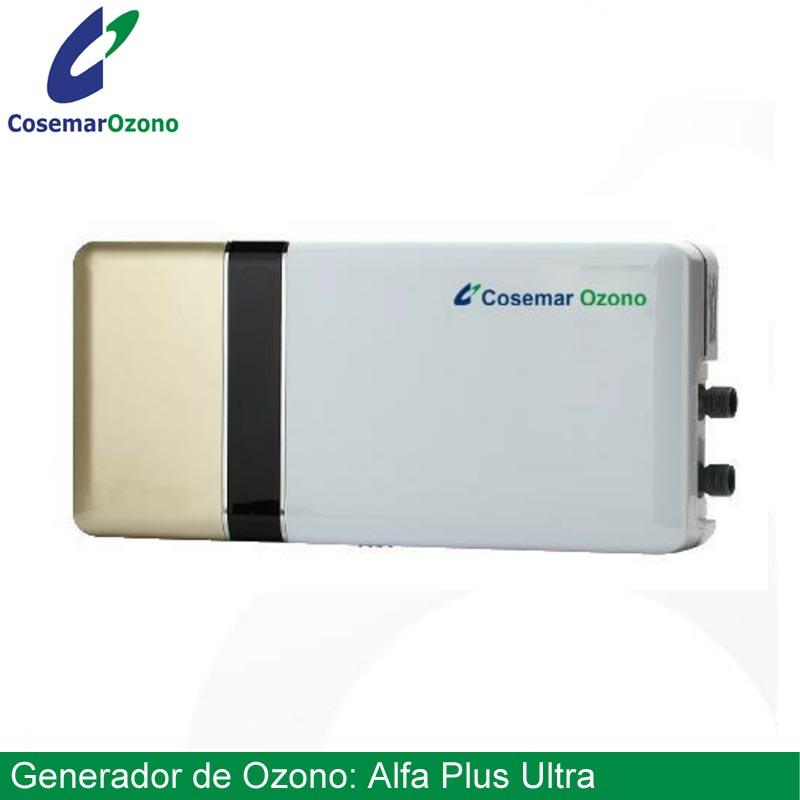 generador de ozono profesional alfa plus ultra