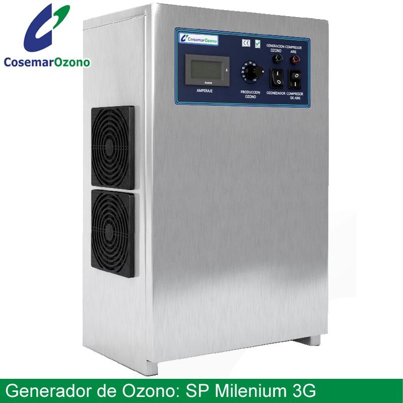 generador de ozono profesional sp milenium 3 g