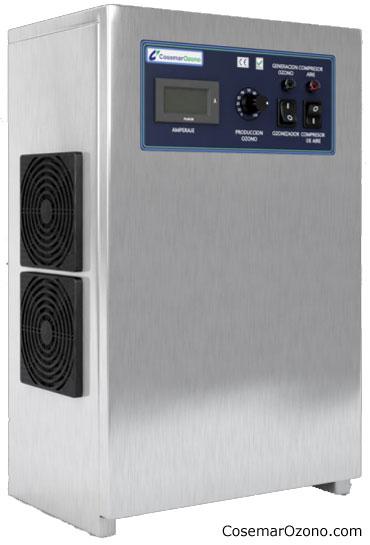 generadores de ozono cosemar ozono