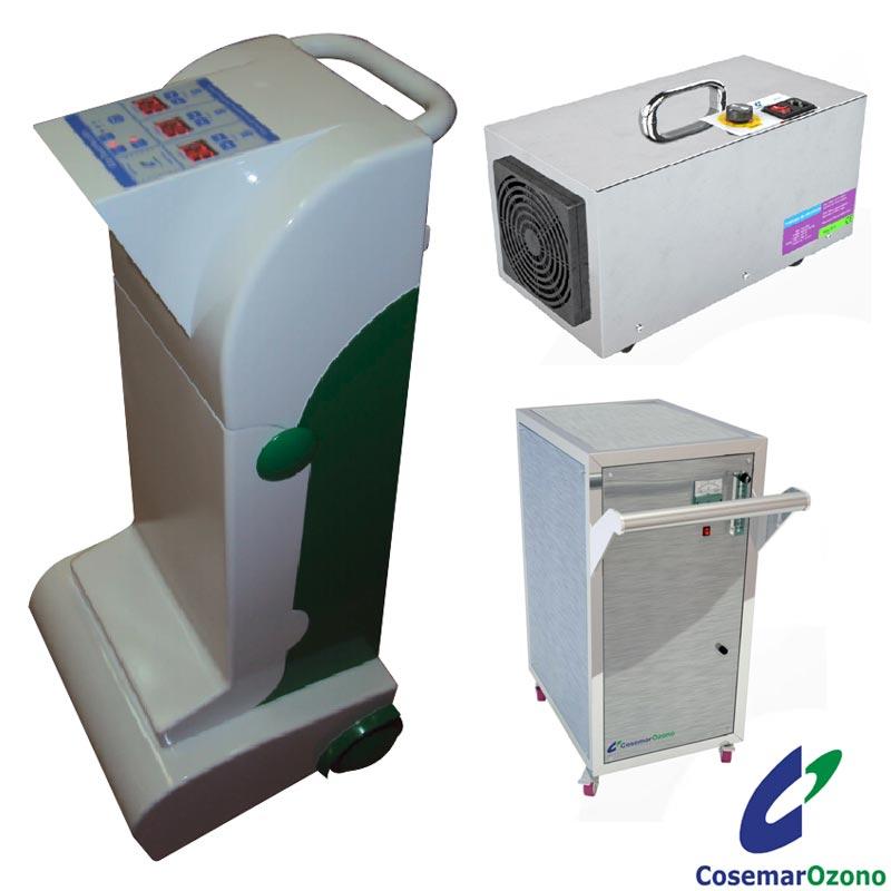generadores ozono portatiles