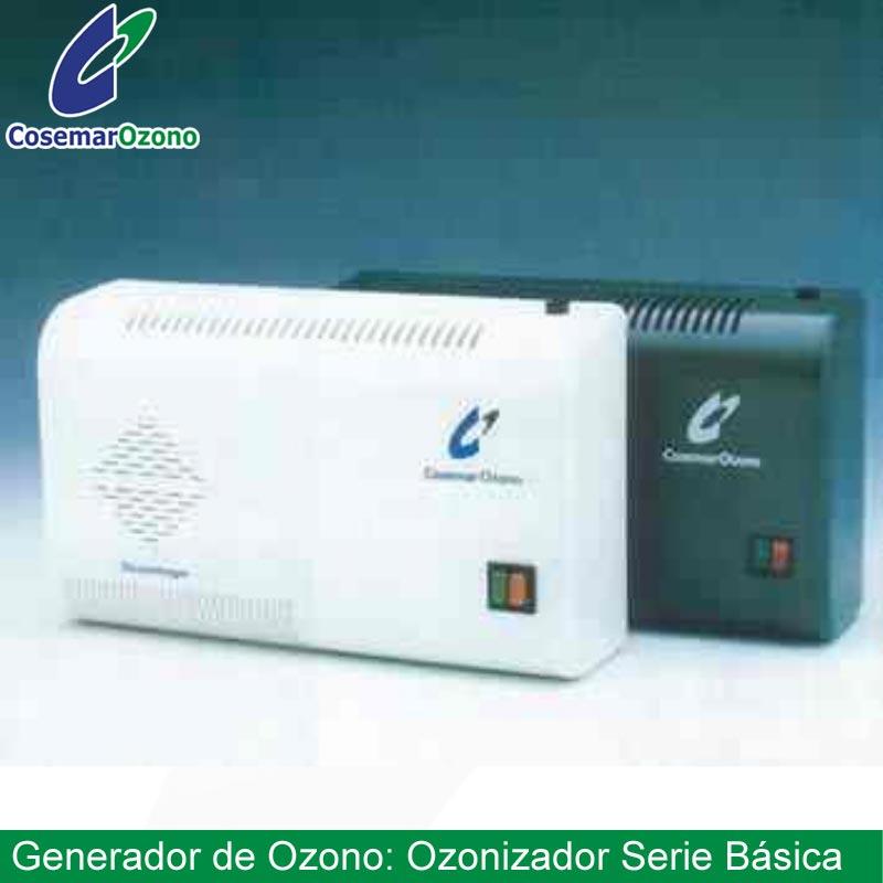 ozonizador serie basica tratamiento de aire