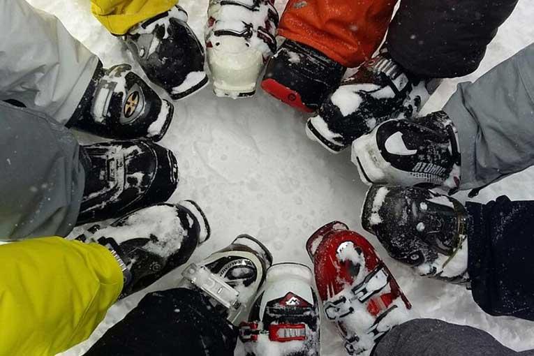 ozono para desodorizar calzado de esquí y de boleras