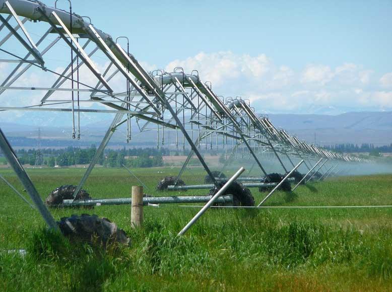 soluciones agua riego agricultura