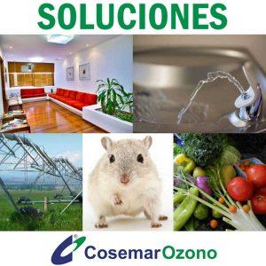 Soluciones Cosemar Ozono