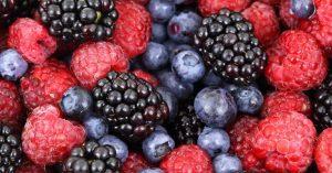 tratamiento arandanos bayas uvas