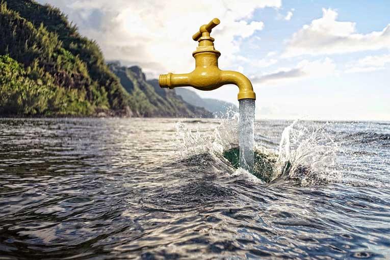 tratar agua con ozono