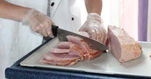 Estudio: Eliminación de microorganismos con ozono en cuchillos