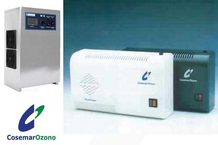 generadores de ozono profesionales por aire