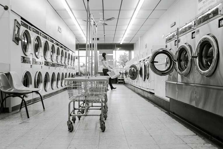 Ozono en lavanderías industriales