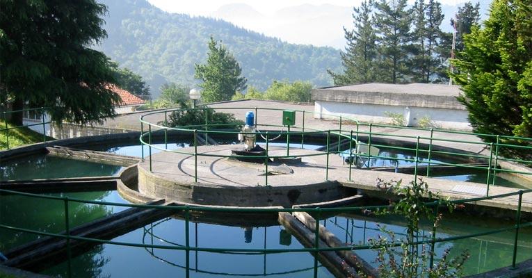 Tratamiento potabilización de agua RD/140