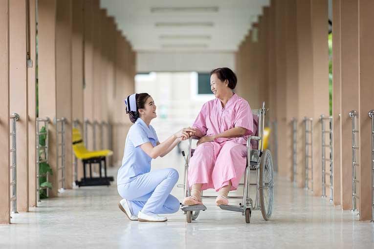 uso de ozono en centros geriátricos