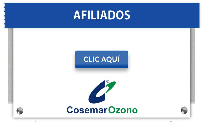 Afiliados de Cosemar Ozono