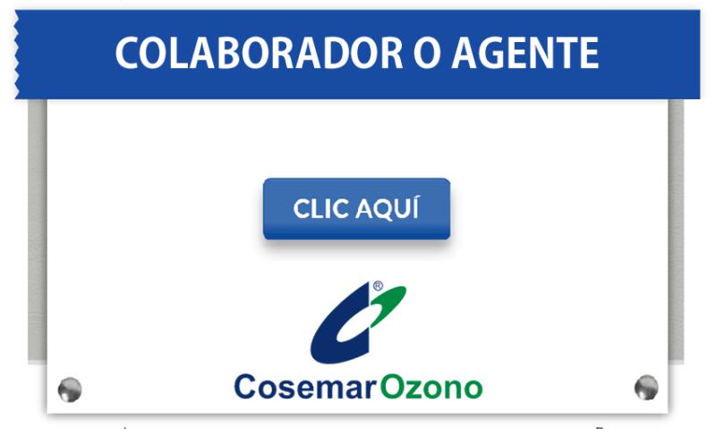 Colaborador o Agente de Cosemar Ozono