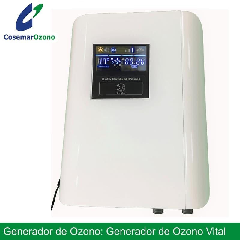Generador de ozono vital