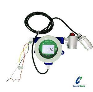 medidores de ozono