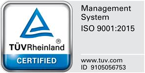 Certificado ISO 001:2015 Cosemar Ozono