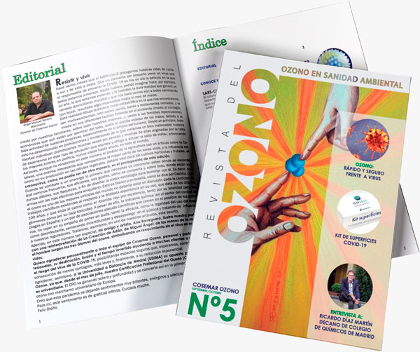 La revista del Ozono, Nº 5